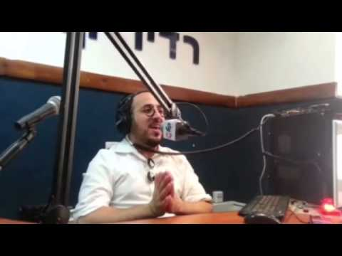 Lipa Gets Slammed on the Radio in Israel by a Chassidish Lady [YIDDISH]
