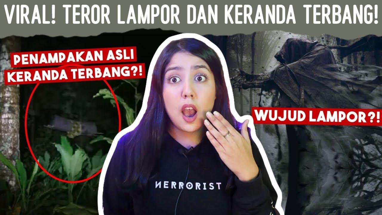 VIRAL!! Teror LAMPOR dan Penampakan KERANDA TERBANG!! | #NERROR
