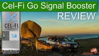 Cel-Fi Go Mobile Signal Booster Review [2018] | ALLOFFROAD #145