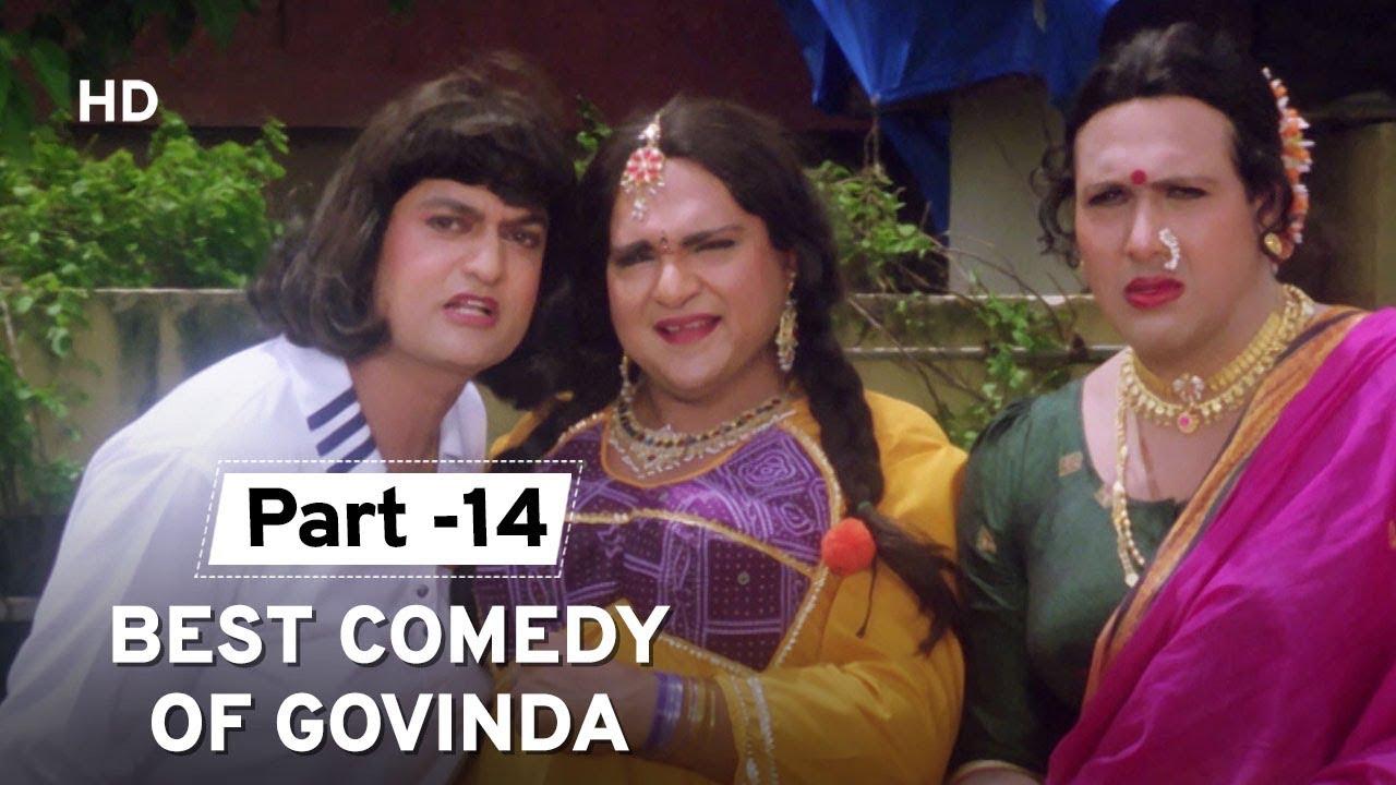 Download Govinda & Friends as Ladies   Karisma Kapoor   Dulaara   Farida   Hindi Action Movie