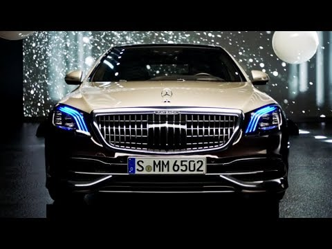 2020 Mercedes-Maybach S 650 Luxury Sedan