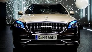 2020 Mercedes-Maybach S650 Unveiled