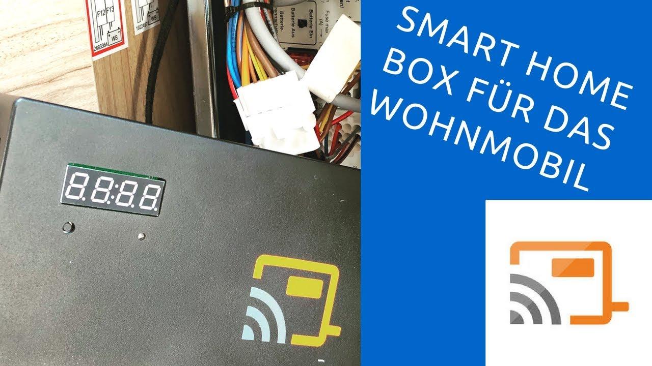 Wohnmobil Fernsteuerung Mit Caracontrol Smarthome Box Fr Camper Smart Fuse