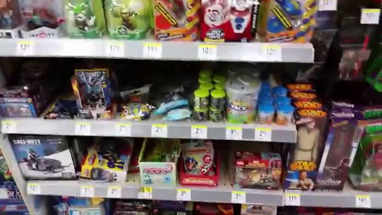 Star Wars Toys Walmart : Toy hunting ep transformers tmnt star wars