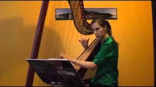 Star Wars Theme on Harp