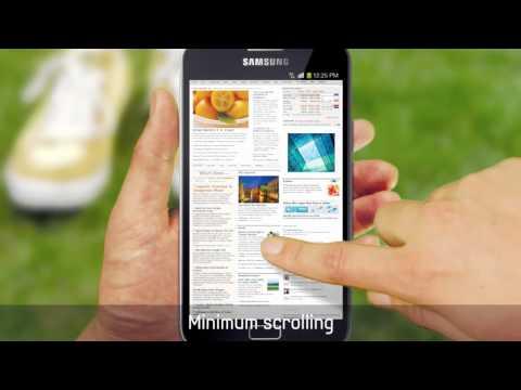 Samsung Galaxy Note - Video Promo