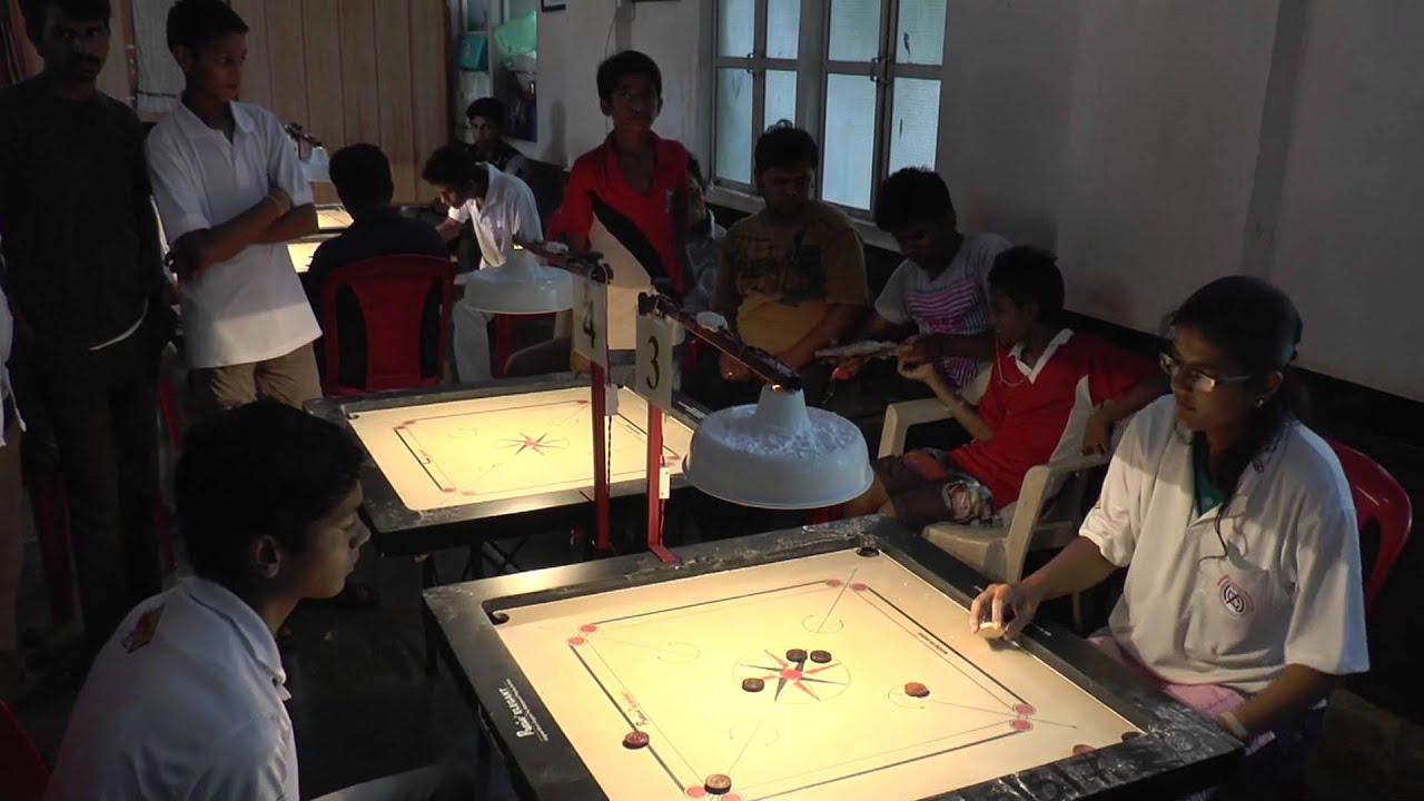 23rd Mumbai District Youth Girls U 21 Carrom Championships