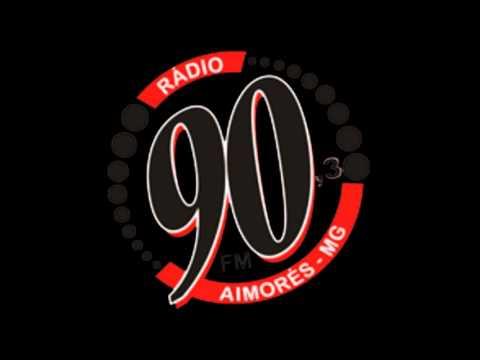 Prefixo Radio 90 90.3 FM Aimores MG