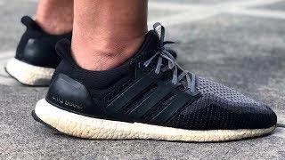 34f2584dfb3c0 Nike Epic React vs adidas UltraBOOST (Sneaker Review Vlog!