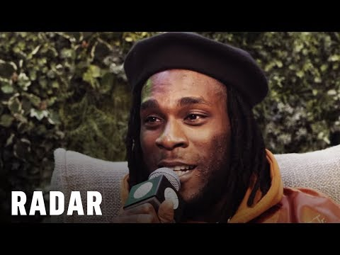 Burna Boy talks afro-fusion, Grand Theft Auto and his new album   Nikita