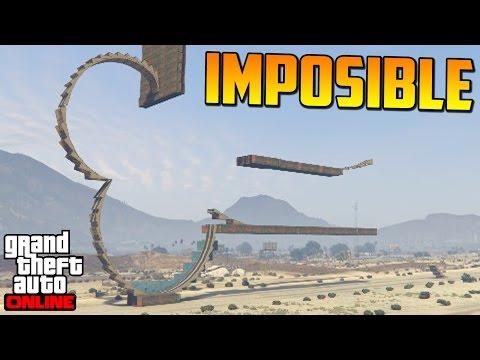 ME RETIRO! ESTO ES IMPOSIBLE!! - Gameplay GTA 5 Online Funny Moments (Carrera GTA V PS4)