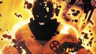 Marvel Heroes: Sunspot Team-up
