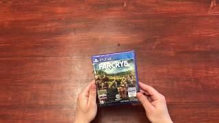 Far Cry 5 - для розпакування PS4