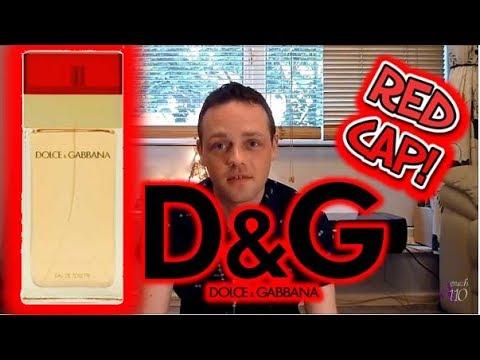 f5dd6bb5 Dolce & Gabbana Pour Femme Original RED CAP Fragrance Review - YouTube