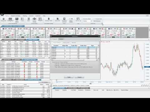 Navigation – Platform Overview – FOREX.com
