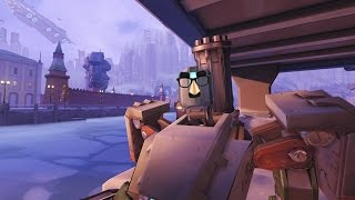 Overwatch - The Bastion Disguise