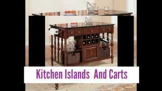 Quality Kitchen Islands  And Carts