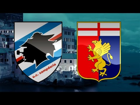SAMPDORIA VS GENOA LIVE WATCHALONG!!