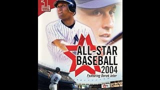 All Star Baseball 2004 Past Stadiums