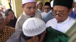 RAMBUT NABI MUHAMMAD SAW TIBA DIMUARA TEWEH