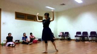 Ballet dance Oceans Hillsong