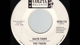 GeeTo Tiger - The Tigers 1965 45rpm