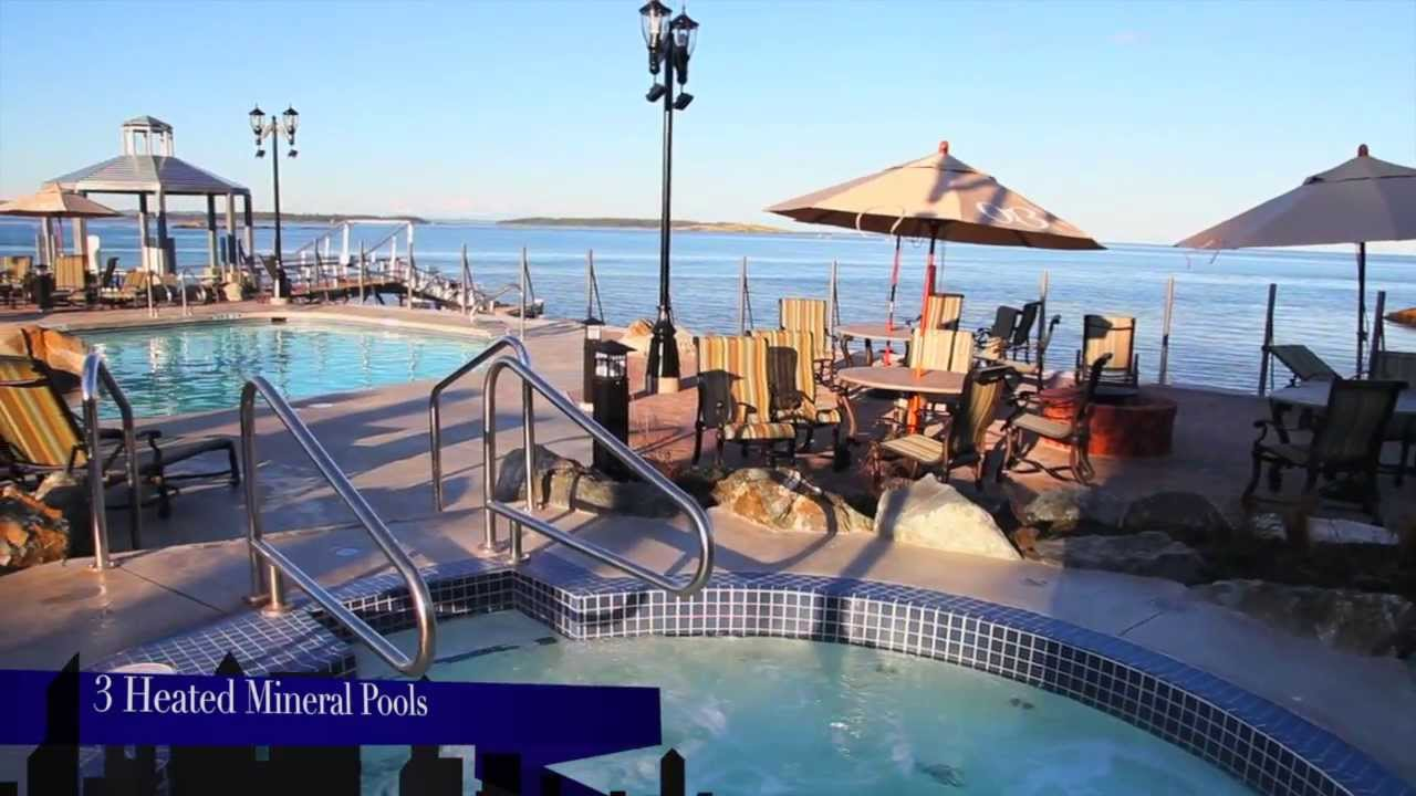 Oak Bay Beach Hotel Spa