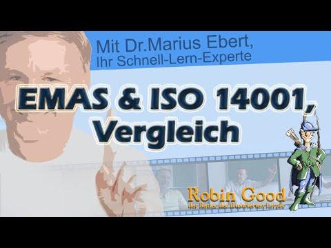 EMAS u. ISO, Vergleich - YouTube