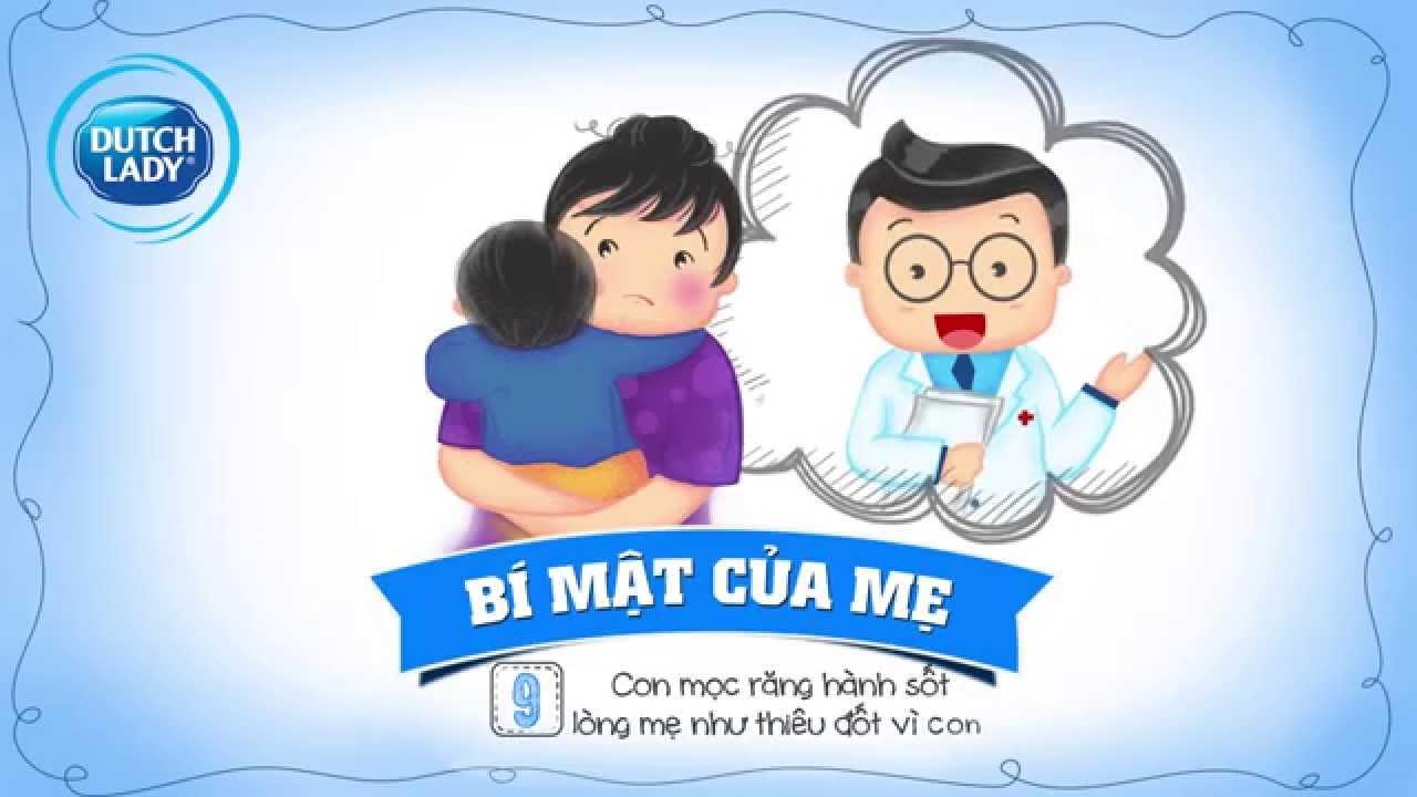 Tập 9: Con Mọc Răng Hành Sốt, Lòng Mẹ Như Thiêu Đốt Vì Con