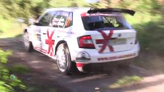45. Rallye Český Krumlov 2017 | 21 | Daniel Landa - Pavel Zalabák