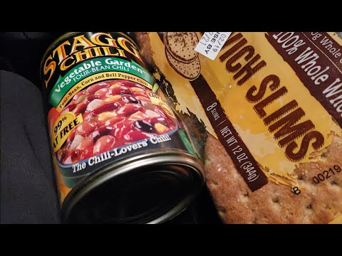 day-8.1-no-fat-diet.-whole-wheat-bread-and-vegetable-chili?-weightloss-experiment