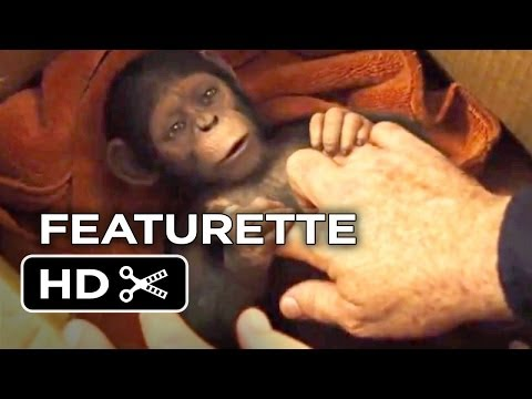 Dawn Of The Planet Of The Apes Featurette - Caesar's Story (2014) - Andy Serkis Sci-Fi Movie HD