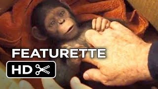 Dawn Of The Planet Of The Apes Featurette - Caesar