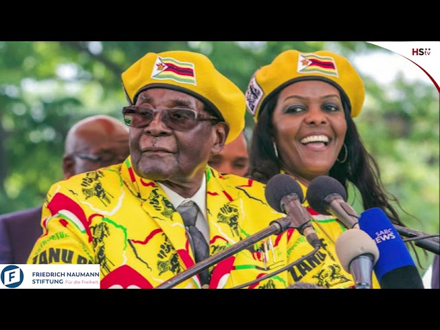 Militarization of Zim's Politics - A Robert Mugabe Legacy  | #HStvZim