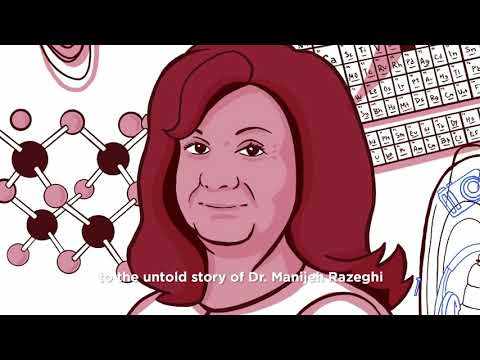 Dr. Manijeh Razeghi: Harnessing The Terahertz Wavelength