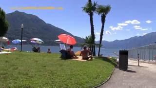 Camping Campofelice Tenero Lago Maggiore August 2016