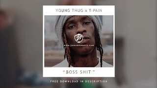 ♨ FREE Young Thug x T-Pain Type Beat 2018 -