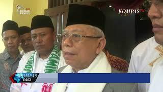 Download Video Soal Lahan Prabowo, Ma'ruf: Jokowi Tak Serang Personal MP3 3GP MP4