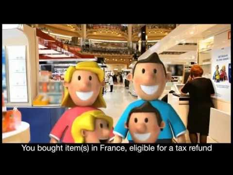 PABLO - Tax refund in France - It's that simple