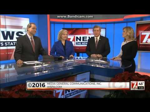 WSPA: 7 News At 11pm Close--2016