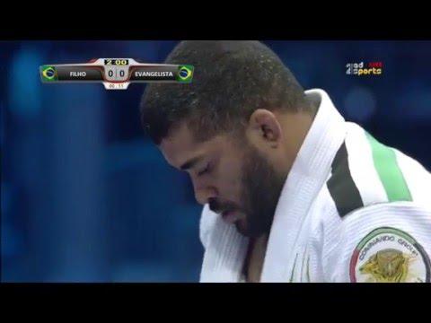 Cyborg vs Ricardo Evangelista World Pro Abu Dhabi 2016