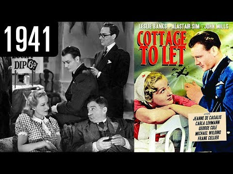 Cottage To Let - Full Movie - GREAT QUALITY HD (1941) Mp3
