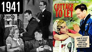 Cottage To Let - Full Movie - GREAT QUALITY HD (1941)