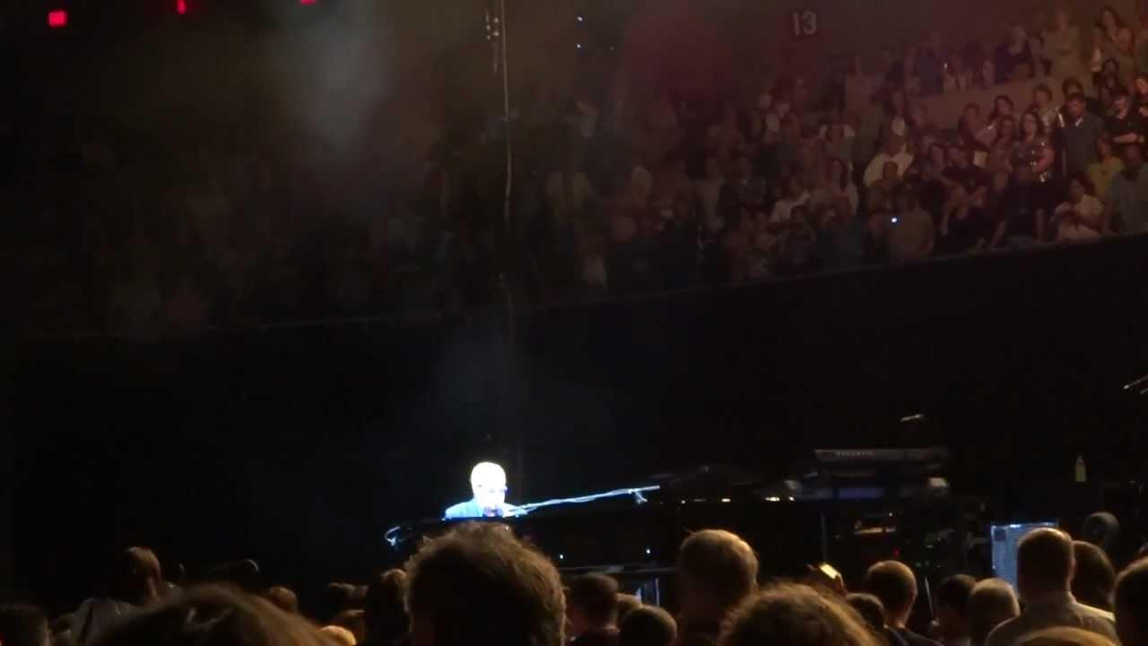 Nice Elton John   Your Song, Finale   2013 Concert Biloxi, MS (High Definition)