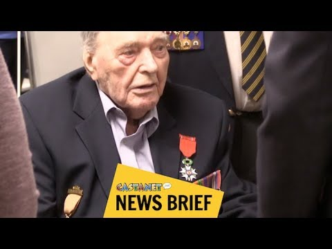 Honoured for his service