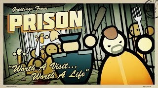 Building Your Own Prison In Prison Architect Ep. 1