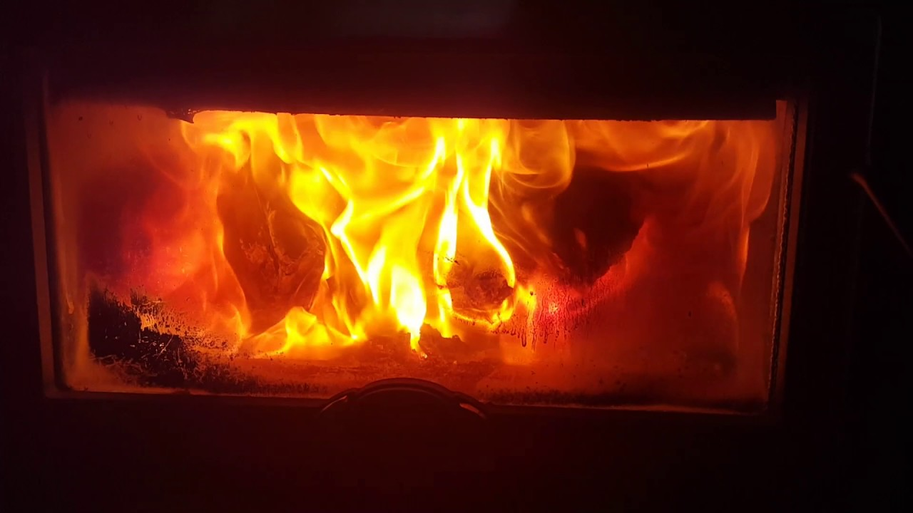 osburn 2400 fireplace insert at 550 degrees youtube