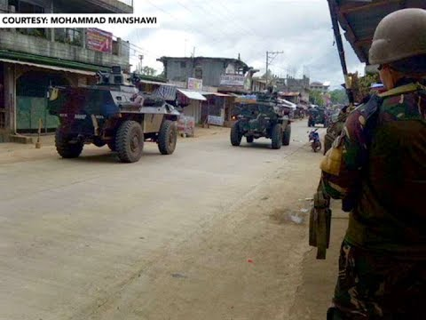 AFP strengthens forces in Mindanao amid Marawi clash