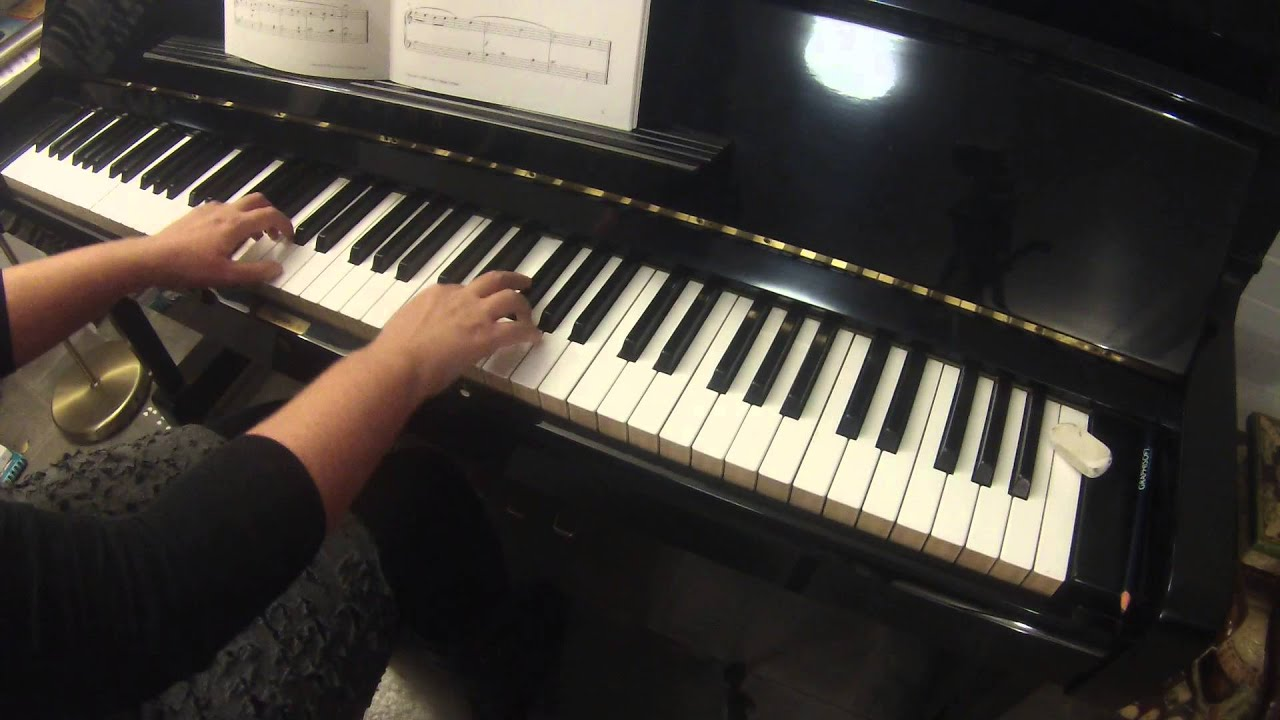 Summer Swing by Muller Trinity College London piano Initial 2015-2017