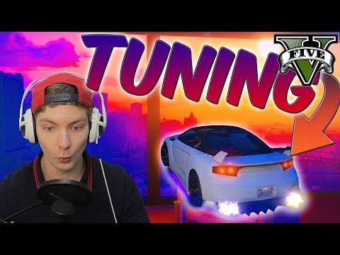 UUSI TALO JA AUTON TUUNAUSTA - GTA V Online